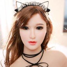 165cm Lifelike Asian Female Robot For Man