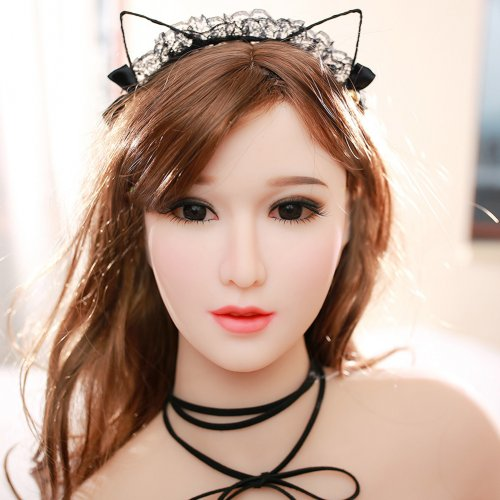 165cm Lifelike Asian Female Robot For Man
