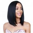 Female Wig Short BoB Wigs For Black Women Fashion Short Straight Black Synthetic