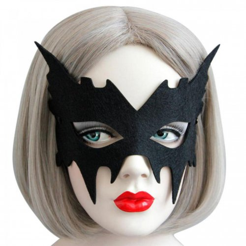 1PC Black Sexy Eye Mask Venetian Masquerade Ball Party Fancy Dress Costume