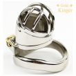 Latest Design Small Male Chastity Devices Stainless Steel Chastity Belt CD098-1
