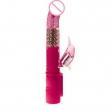 Passion Rabbit Pink Jack Rabbit Vibrators 12 Speeds Waterproof Vibrator Vibration