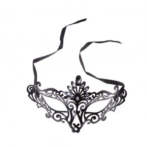 1PCS Women Mysterious Angel Hollow Mask Halloween Party Sexy Mask Dance Masquerade