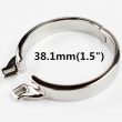 Spiral Chastity Belt 85mm Stainless Steel Male Chastity Cage Penis sleeve lock Sex