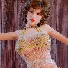 169cm Short Hair Well Dressed Up Female Doll