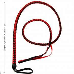 Sexy SM Little Sex Tools Whip with Black/Red Color Role-play Whip For Adult Game