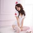 Hot Cosplay Temptation To Nurse Uniform Sexy Lingerie 2017 New Women Costumes Sex