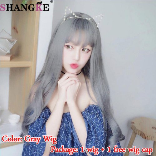"""26"""" cheap wigs for women blonde wig cosplay peruca cosplay synthetic wigs for"""