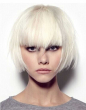 Dapper Short Bob Wig Straight With Women Kanekalon Bob Wig with Full Bang Cosplay Women Wig