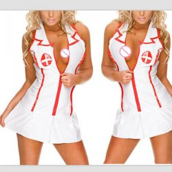 sexy lingerie hot coaplay nurse uniform erotic lingerie sexy women costume lenceria