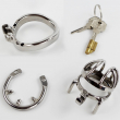 Anti off Spiked ring male Chastity belt stainless steel sex ring for men chastit