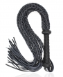 80 CM Sex Long Genuine Leather Whip Flogger Ass Spanking Bondage Slave Bdsm Flirting