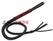 119cm bondage horse whip,adult sex whip for Floral bracade Handle Bullwhip,ponypla