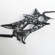 Best Cute 1Pc Black White Sexy Lady Lace Masks Cutout Eye Masks for Halloween Masque