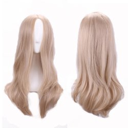 high fashion harajuku women wigs ombre wig carve nautral hair resistant synthetic