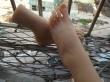 Sexy Roman Female Silicone Foot Fetish Toys Feet Whitening Skin lover Feet model