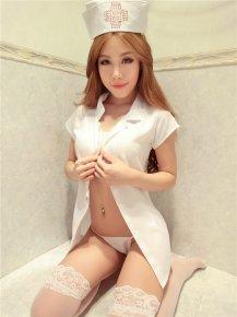 Sexy Head Nurse Costume