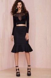 black lotus skirt