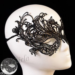 1 pc Sexy Lady Girls Lace Eye Mask For Party Festival Celebration