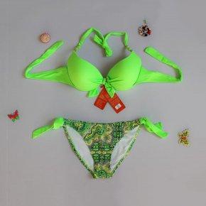 Push Up Bikini Set Floral Sexy Tankini Swimwear Bathing Suit Swimsuit Women 2016