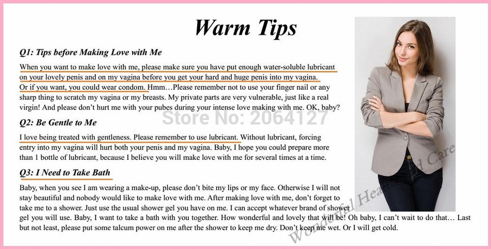 Warm Tips 12